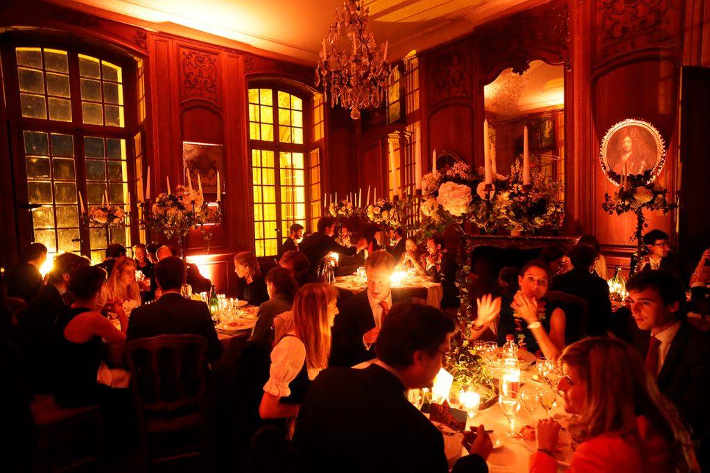 Salon Anne de Husson - Réception - Mariage - Evénement